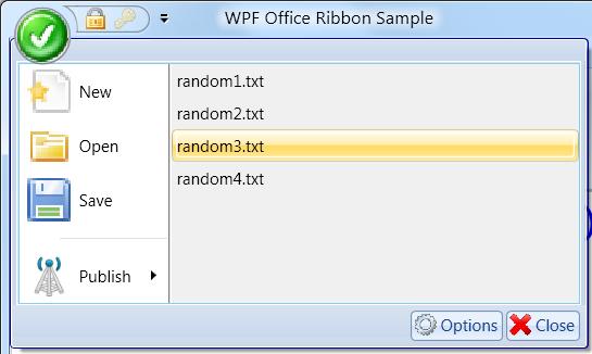 Diederik Krols | An Office WPF Ribbon Control Walkthrough