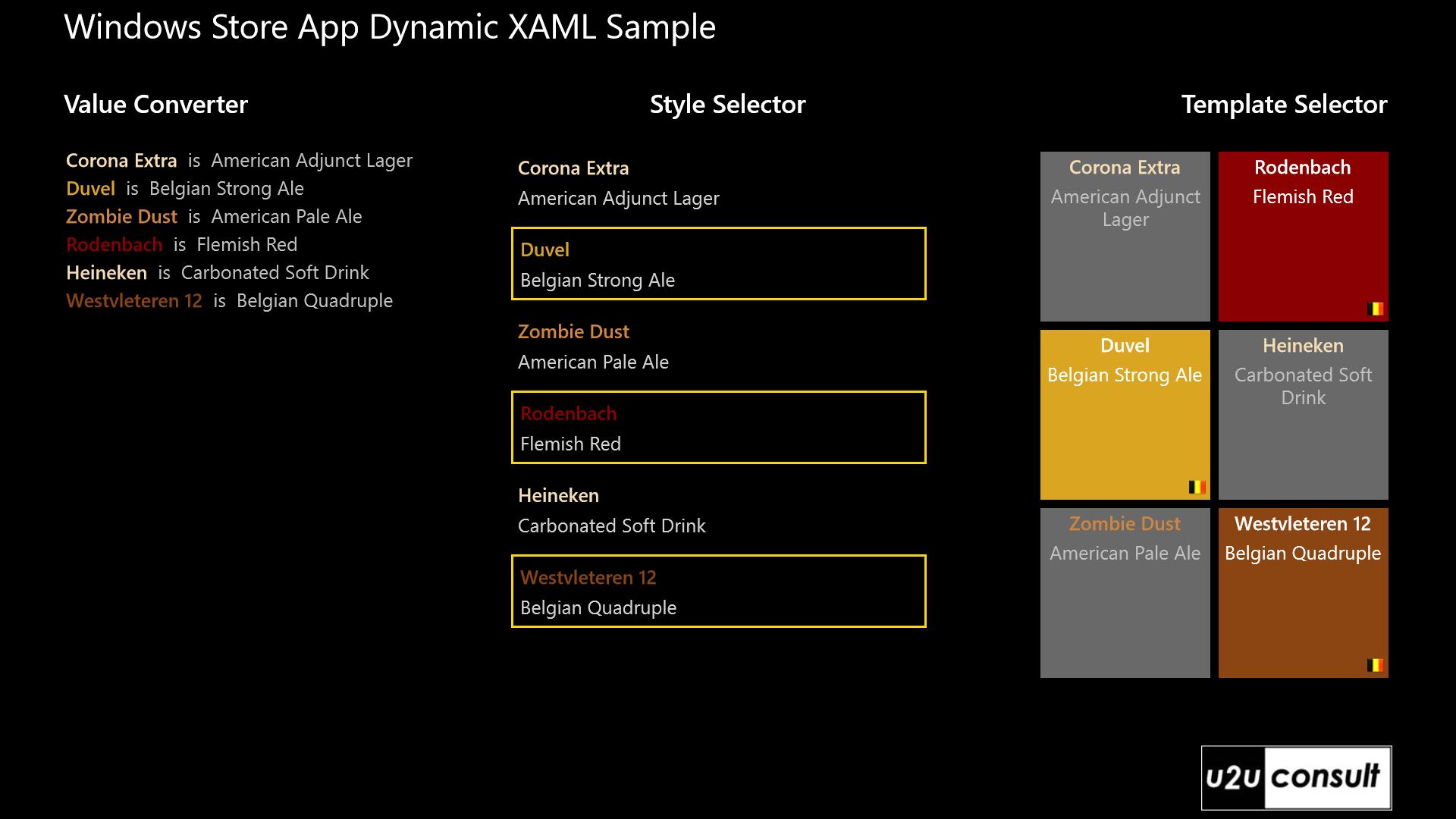 Diederik krols using dynamic xaml in windows 8 store apps for Xaml control template