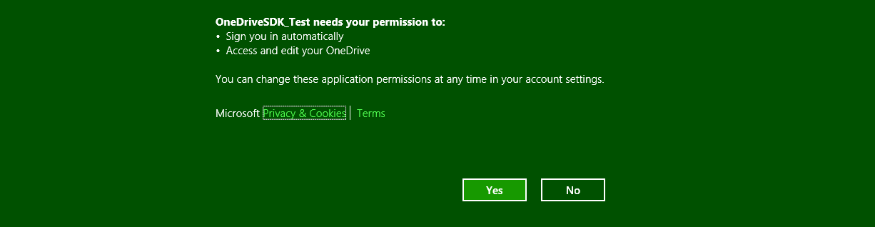 onedrive download large files uwp