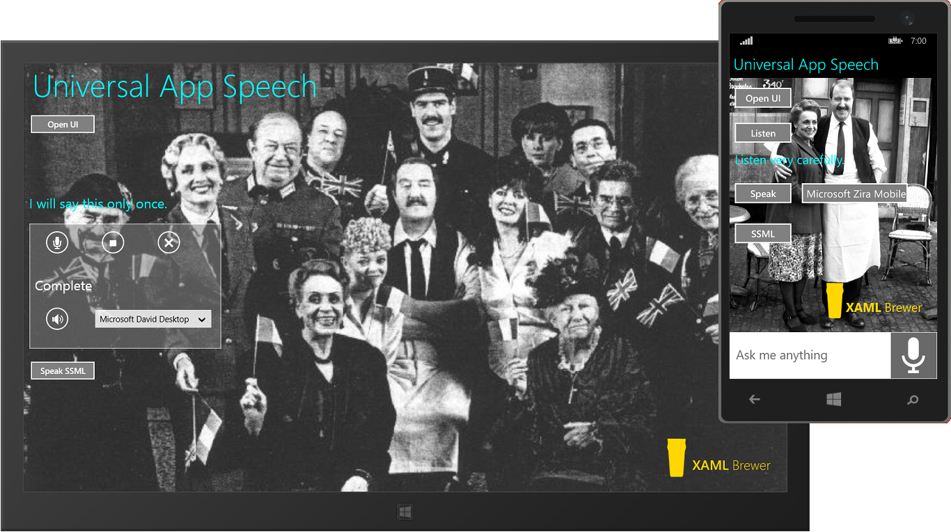 Diederik Krols   Speech Recognition and Speech Synthesis in